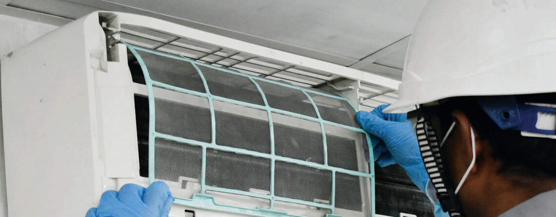 the best AC Filter Cleaning DUbai
